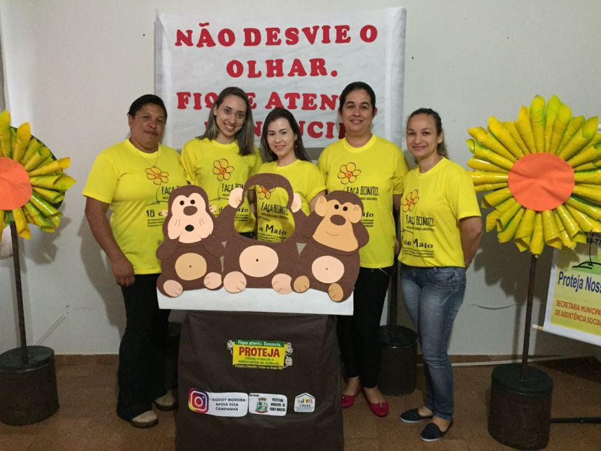 mobilização no Combate ao Abuso e Exploração Sexual contra Crianças e Adolescentes