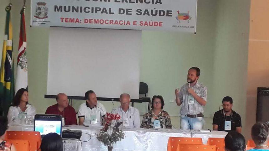 XII CONFERÊNCIA MUNICIPAL DE SAÚDE