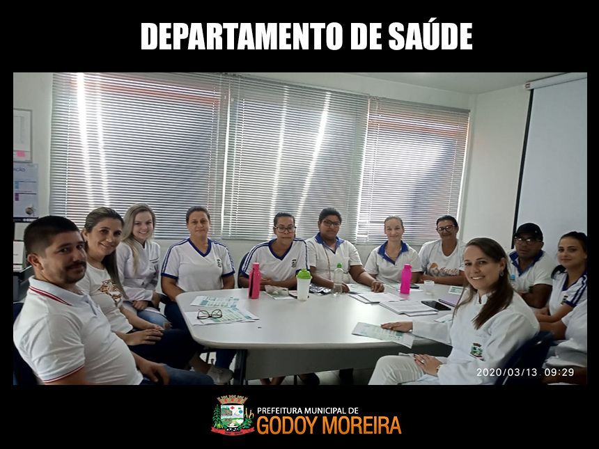SAÚDE VS COVID-19.