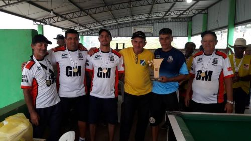 GODOY  MOREIRA BI CAMPEÃO EM MALHA