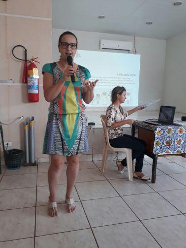 INSS REALIZA REUNIÃO COM A POPULAÇÃO DE GODOY MOREIRA