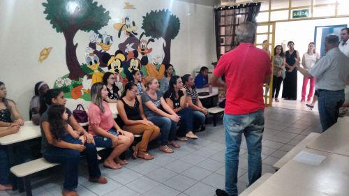 NOVO SISTEMA OPERACIONAL DE EDUCAÇÃO É IMPLANTADO NO MUNICÍPIO DE GODOY MOREIRA