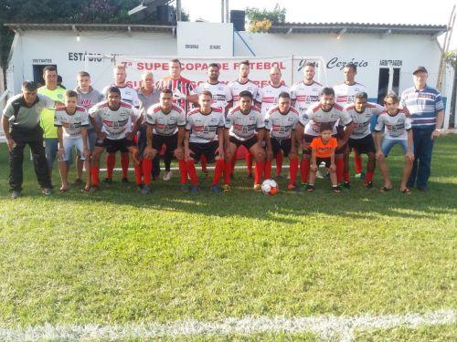 Equipe campeã série A