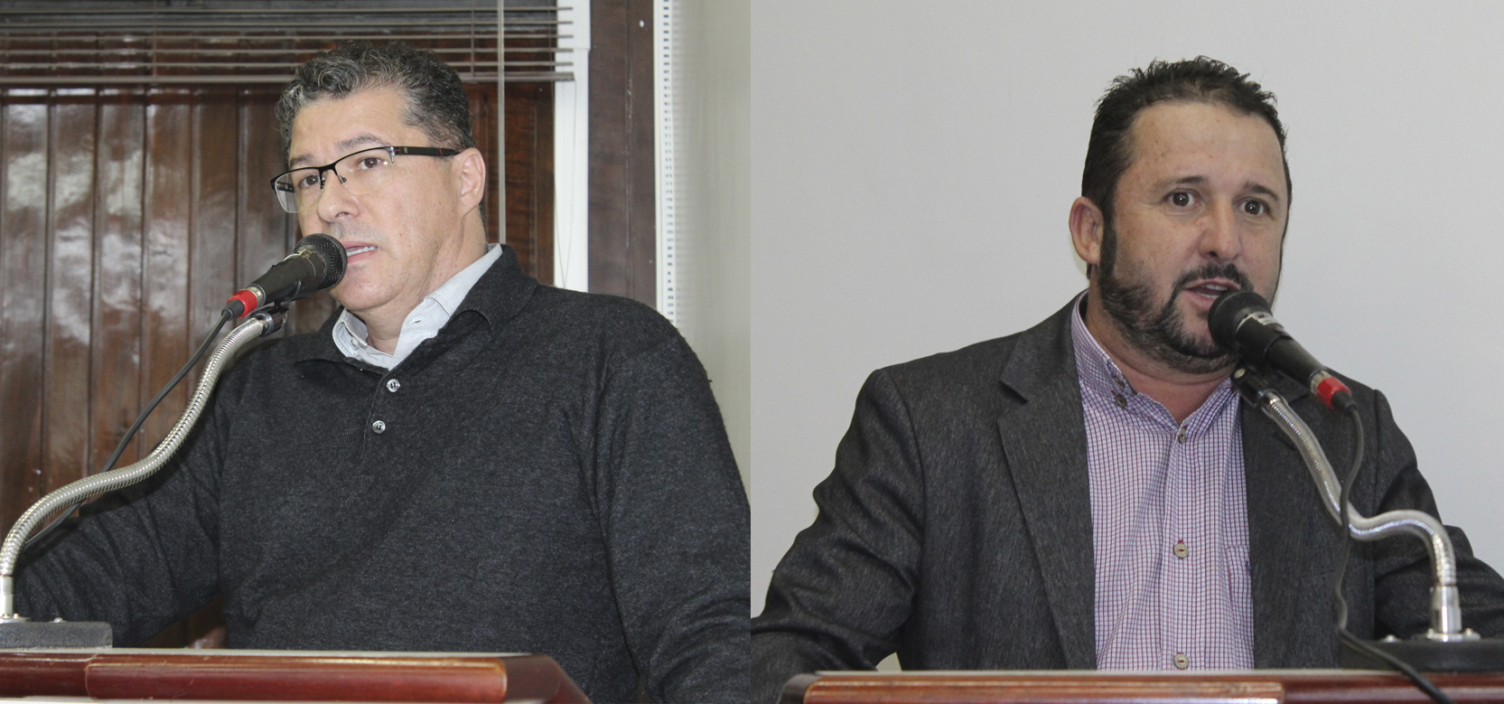 Leônidas e Barini falaram sobre as melhorias da UPA