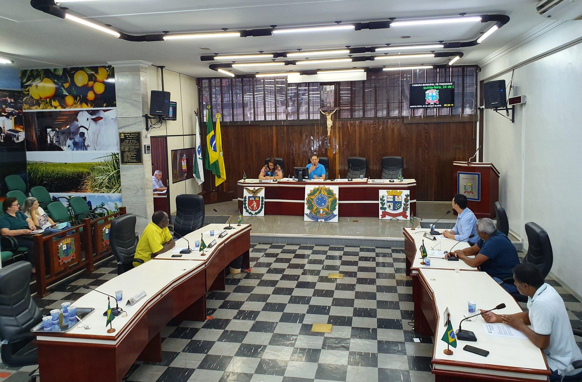 Projetos foram encaminhados em regime de urgência pelo Executivo