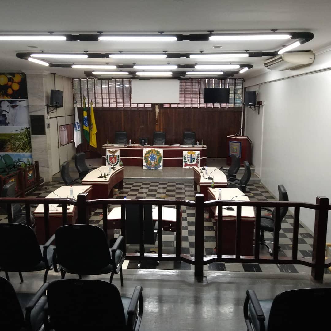 Sessão Ordinária será realizada nesta terça