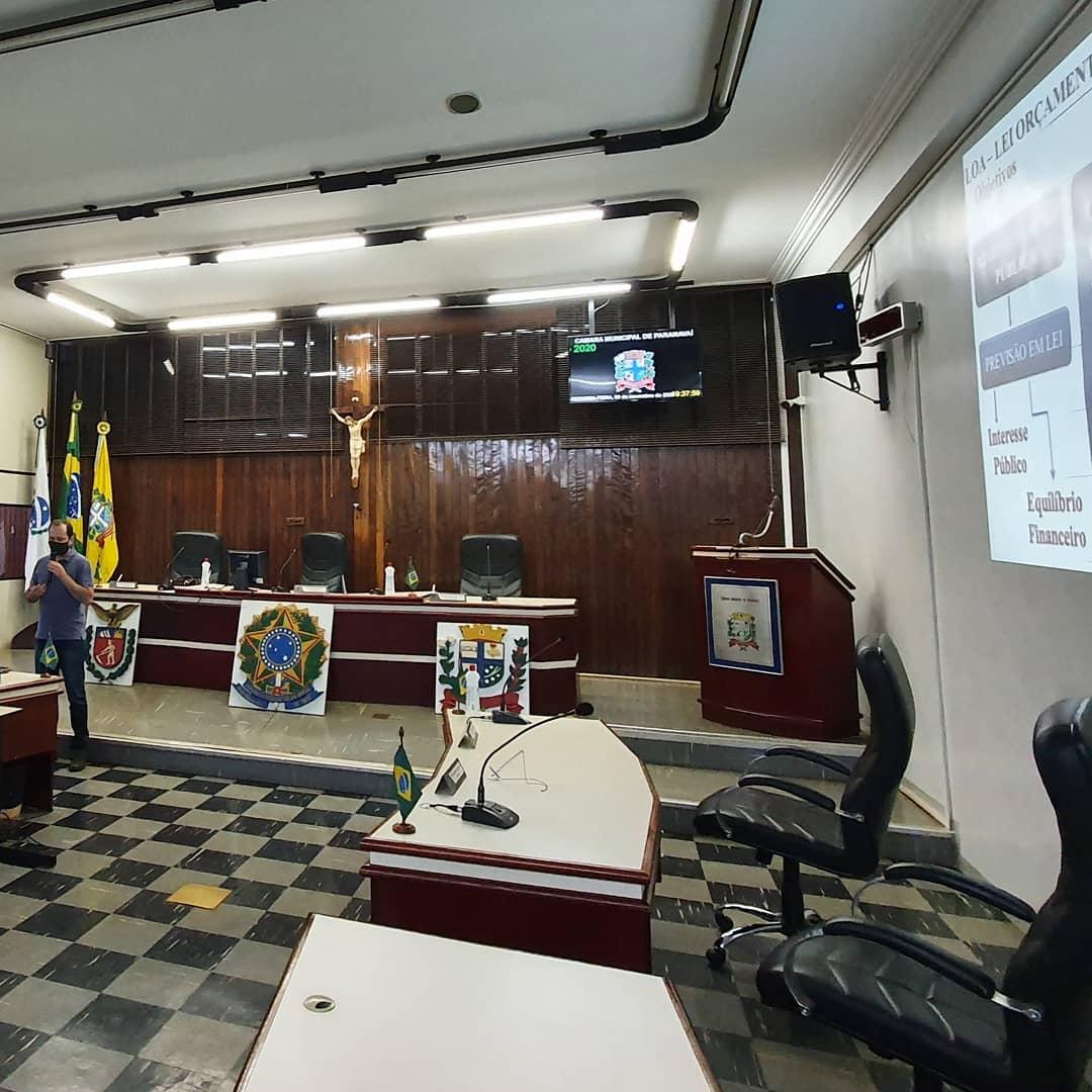 Legislativo e Executivo realizam audiência pública sobre LOA