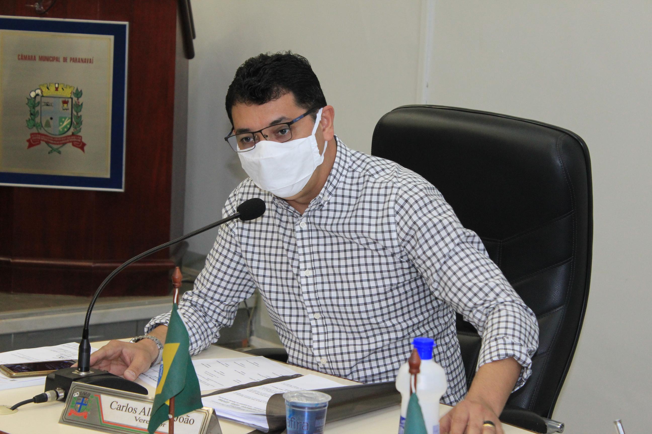 Parlamentar elabora requerimento sobre cargos comissionados da prefeitura