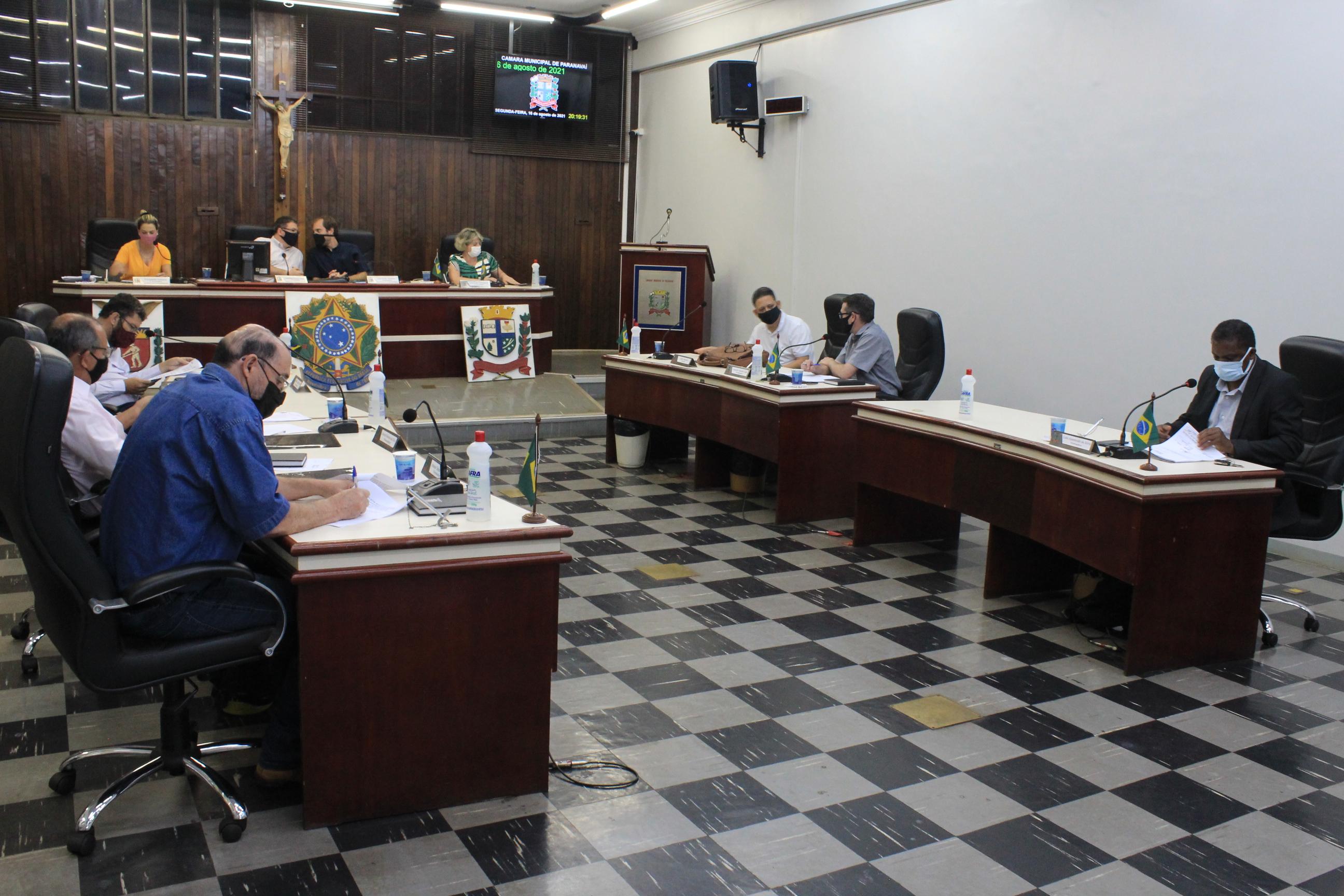 Câmara aprova projeto que integra Paranavaí ao CISPAR
