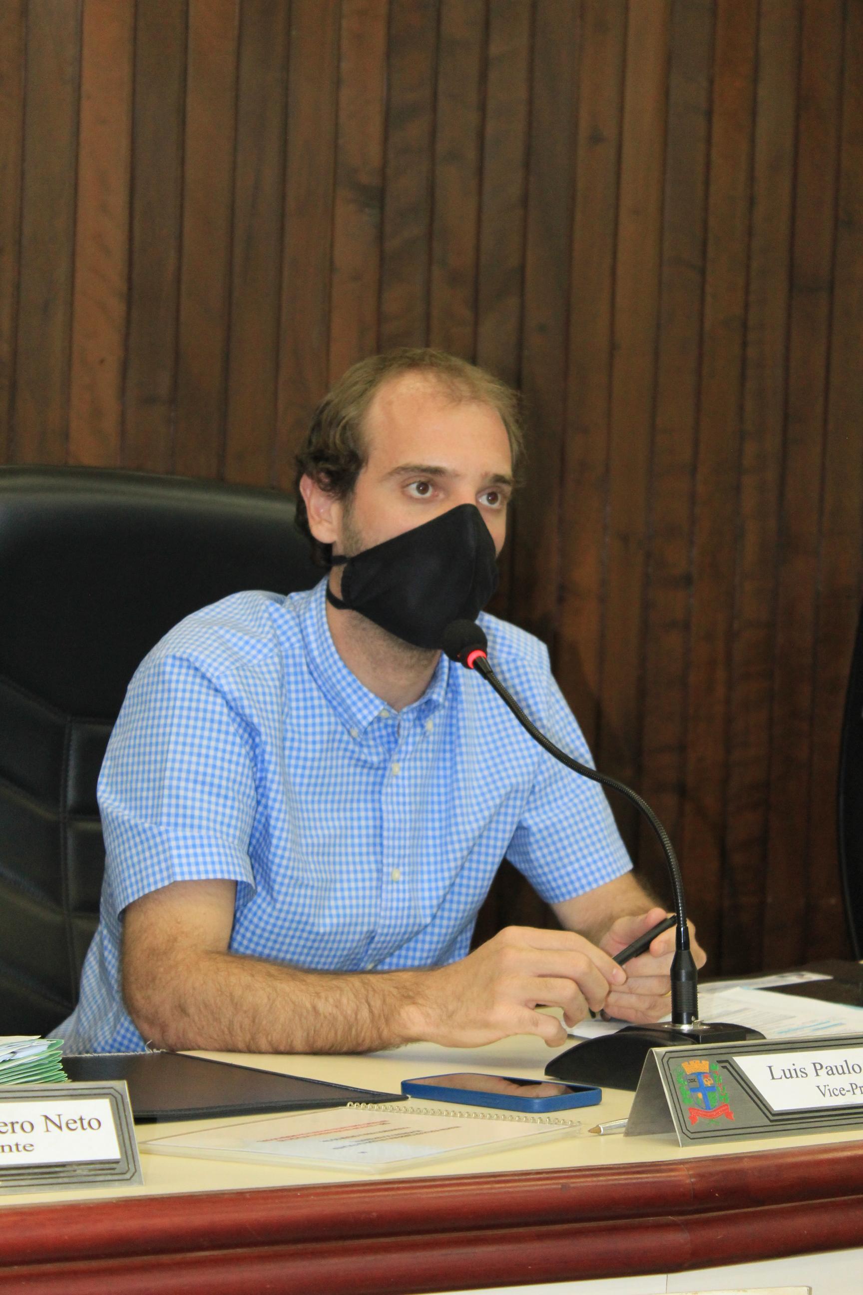 Vereador solicita aumento de efetivo de policiais militares ao governador Ratinho Júnior