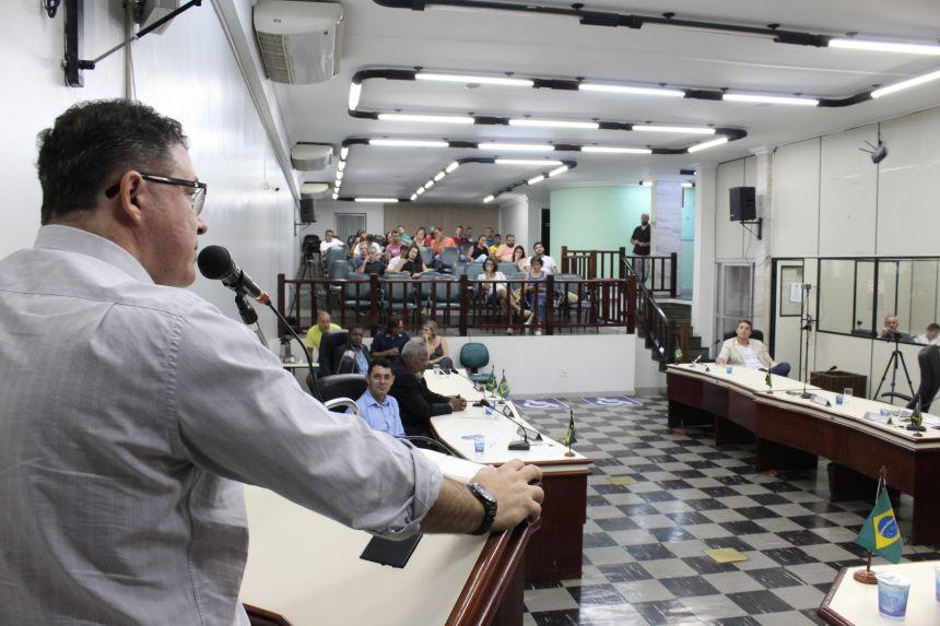 Diálogo e união marcam início dos trabalhos legislativos