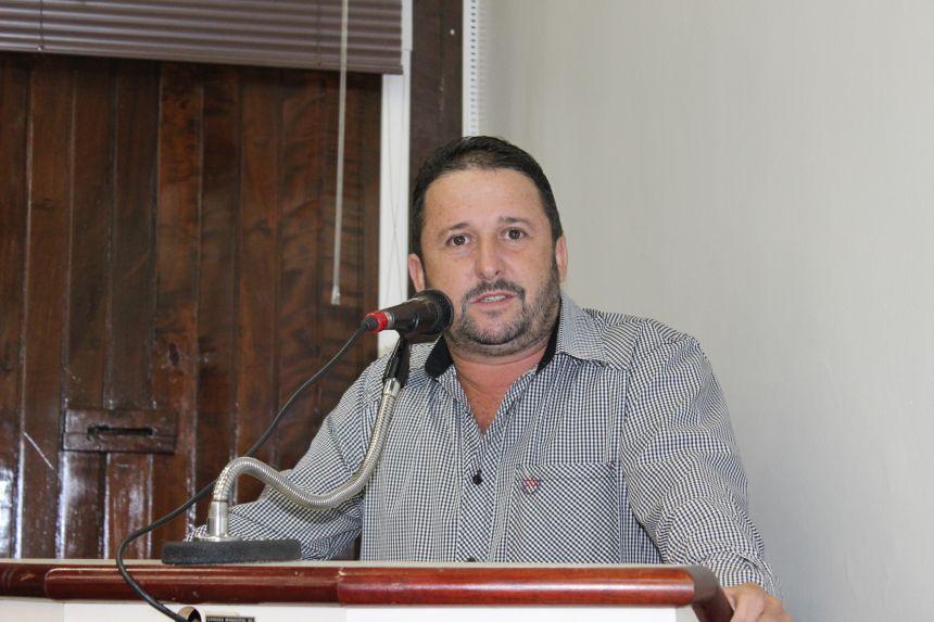 Vereador parabeniza a 48ª ExpoParanavaí