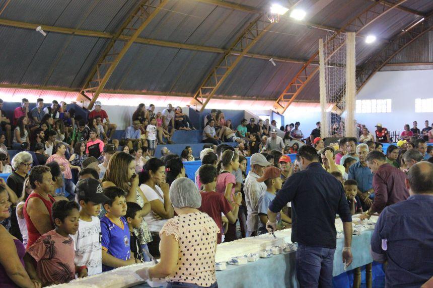 FESTIVIDADES COMEMORAM OS 29 ANOS DE EMANCIPAÇÃO POLÍTICO DE IRACEMA DO OESTE