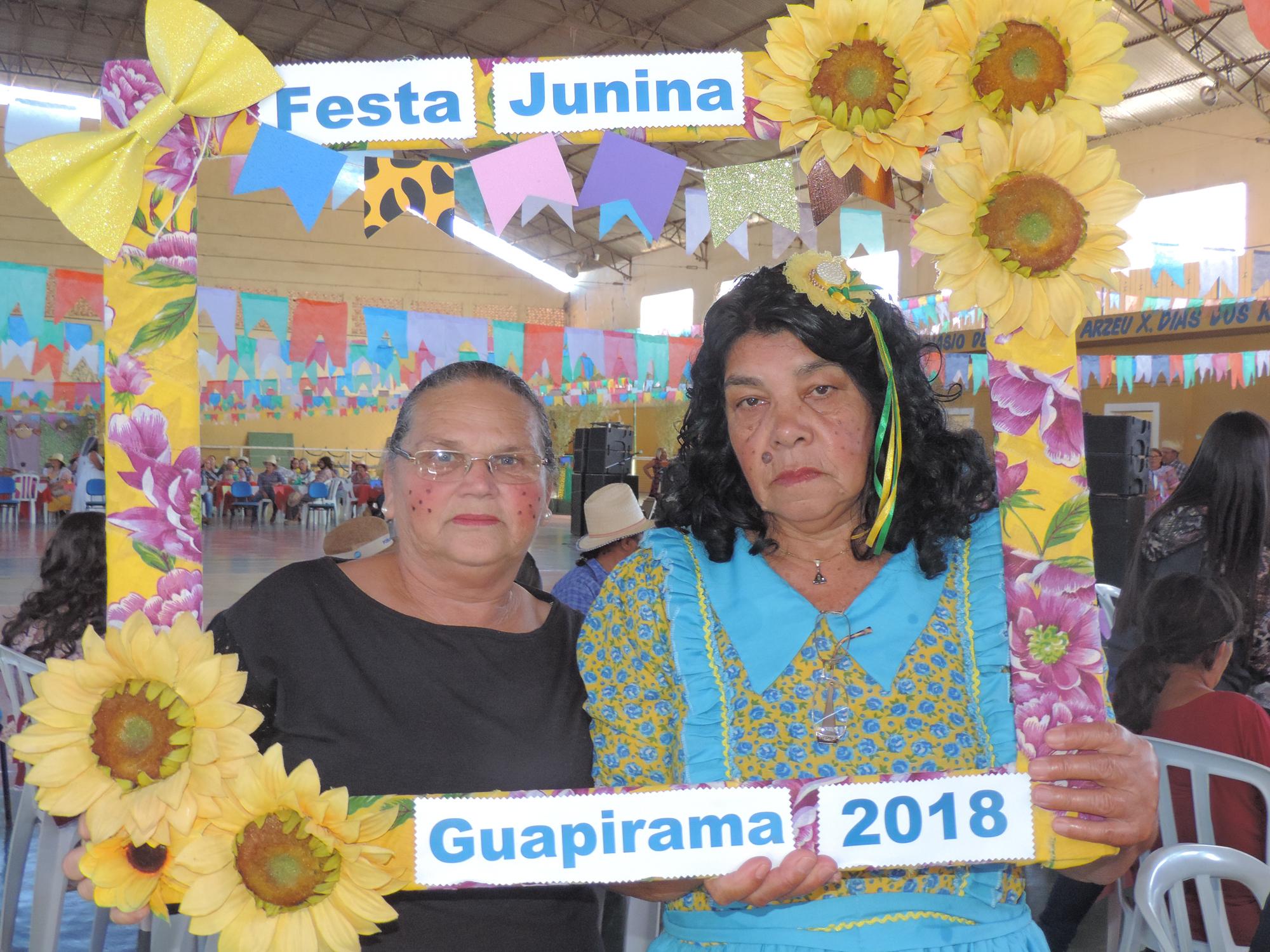 FESTA JUNINA REGIONAL DOS IDOSOS