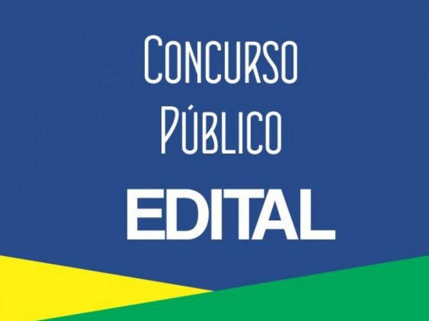 CONCURSO PÚBLICO 01/2018