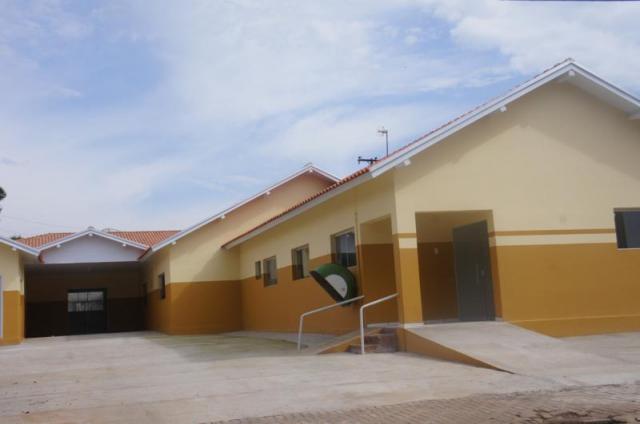 Saúde pública de Guapirama é destaque na região