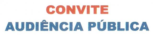 O Fundo Municipal de Saúde e a Prefeitura Municipal realiza Audiência Pública