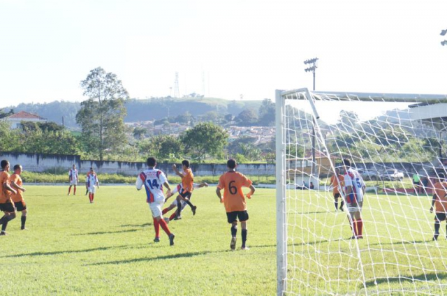 Guapirama fica no empate sem gols em Campeonato Regional