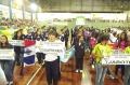 Festa com cerca de 1,5 mil pessoas marca abertura do Jogos Escolares