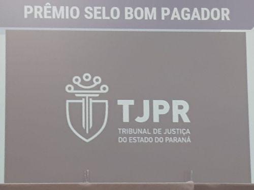 O TRIBUNAL DE JUSTIÇA DO PARANÁ CERTIFICA COMO PAGADOR O MUNICÍPIO DE GUAPIRAMA