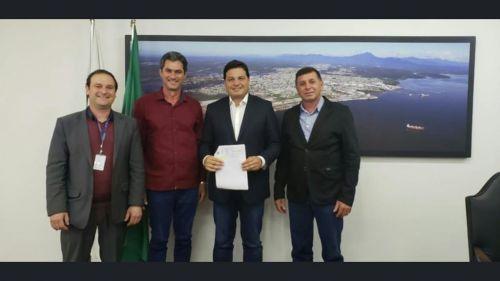 VIABILIZAÇÃO DE RECURSOS PARA O MUNICÍPIO DE GUAPIRAMA