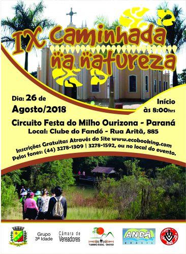 CAMINHADA DA NATUREZA