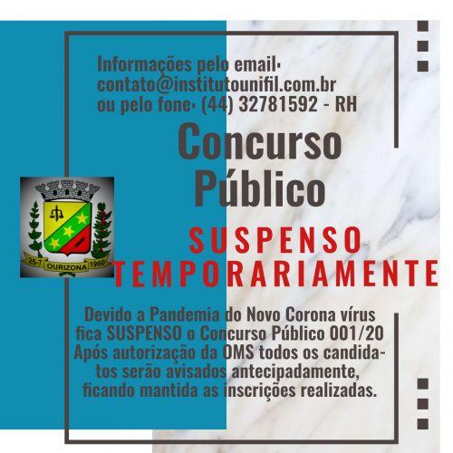 CONCURSO PÚBLICO 01/2020