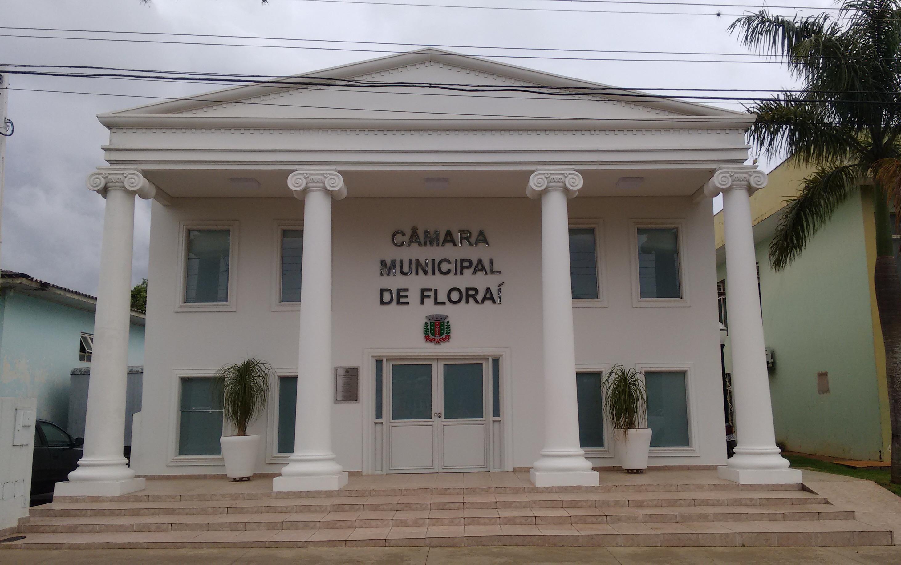 Sede da Câmara M. de Floraí