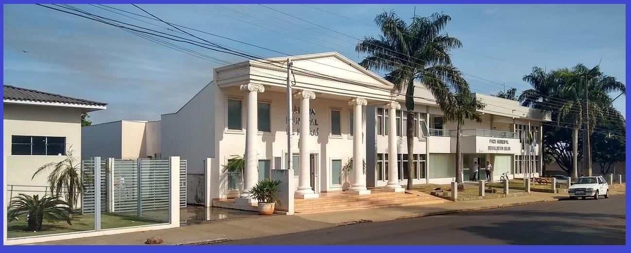 Sede da Câmara Municipal e Prefeitura
