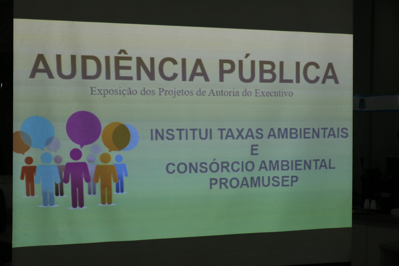 CCJ DA CÂMARA MUNICIPAL DE PAIÇANDU REALIZA AUDIÊNCIA PÚBLICA    No último