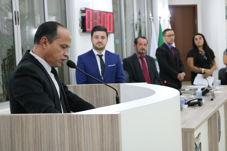 Vereadores aprovam homenagem a procurador do MP-PR