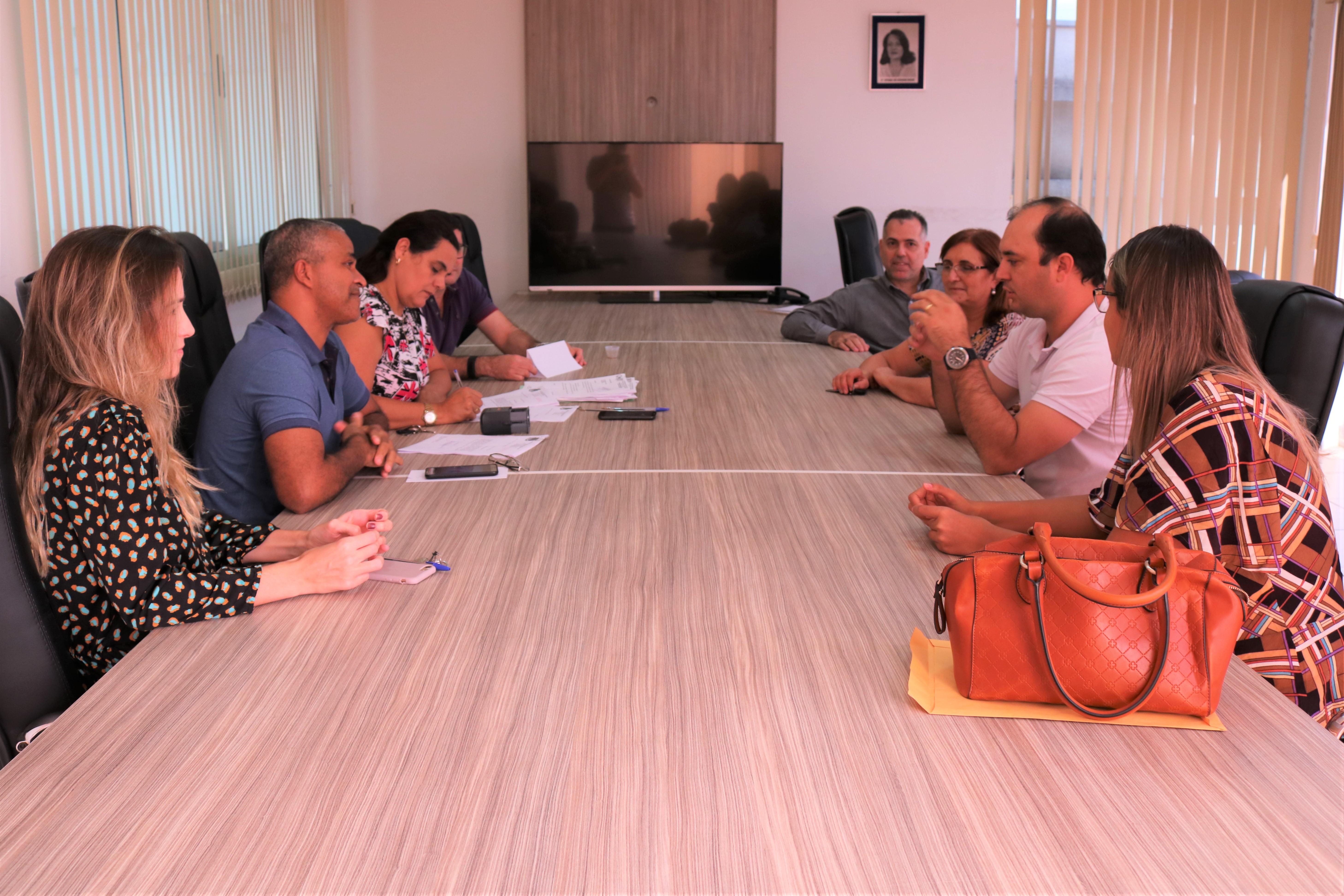 Comissão de Justiça recebe secretários de Planejamento e Turismo