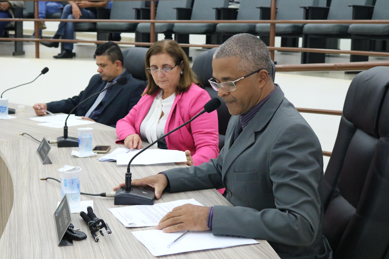 Câmara discute concessão do auxílio alimentação para servidores contratados por PSS