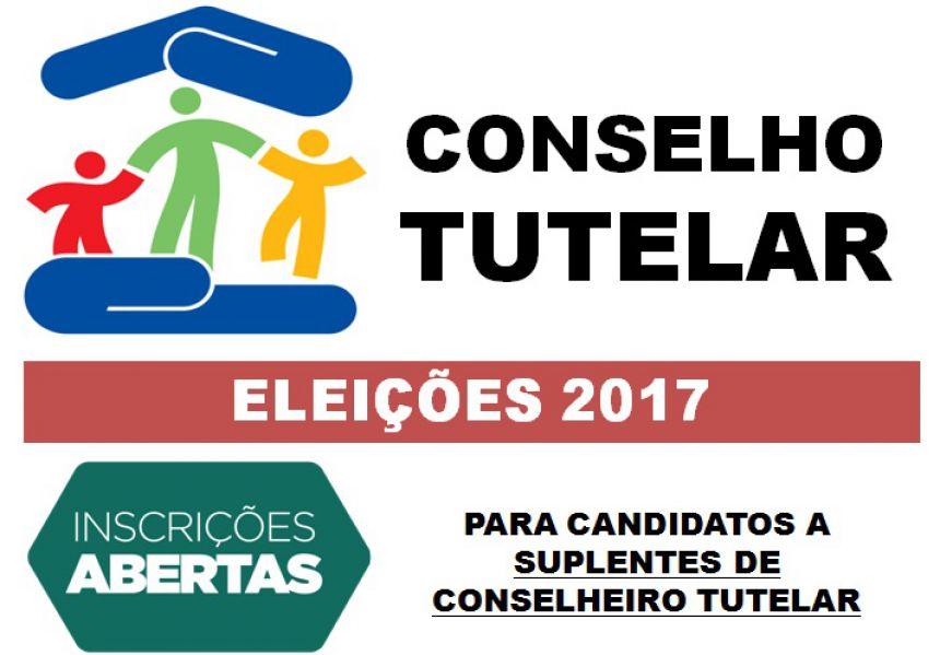 C.M.D.C.A divulga Edital de Eleição Extraordinária para Suplente de Conselheiro Tutelar.