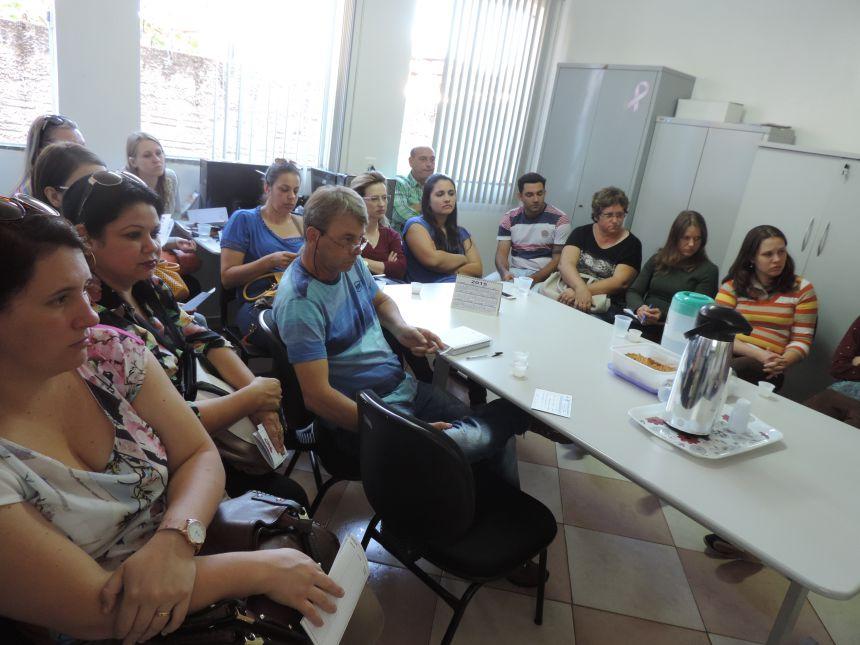 Lideranças de Itabuna - BA visitam Munhoz de Mello para conhecer estrutura da Secretaria de Saúde