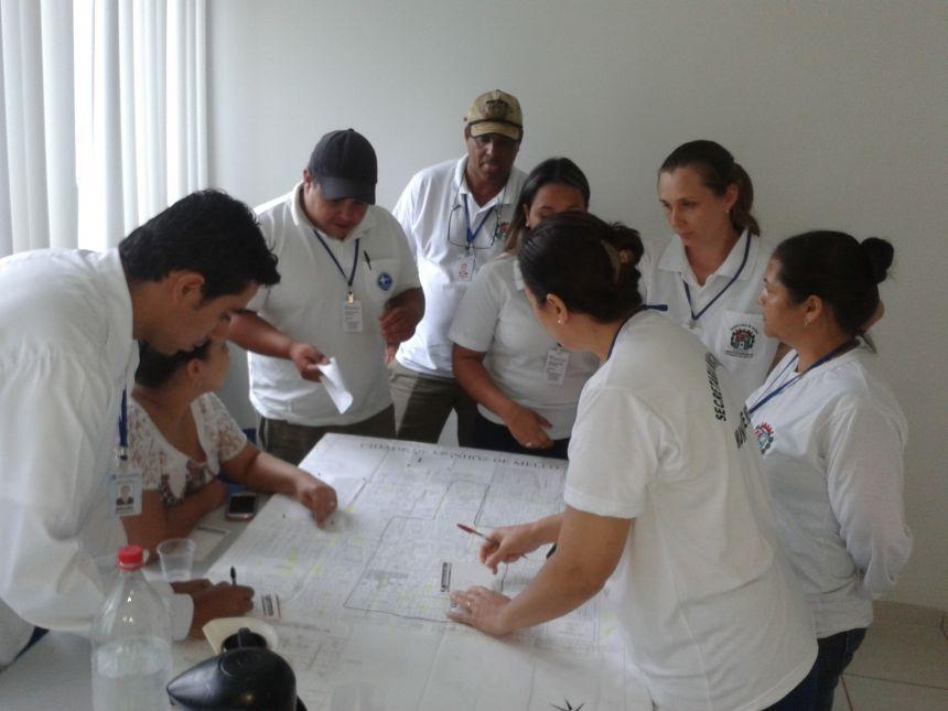 Secretaria de Saúde intensifica monitoramento no combate a Dengue