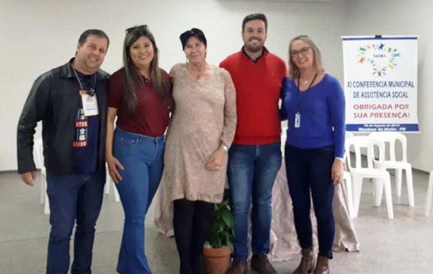 Munhoz de Mello realiza da XI Conferência Municipal de Assistência Social