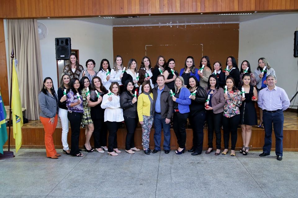 Agentes Comunitários de Saúde concluem Curso de Formação Inicial