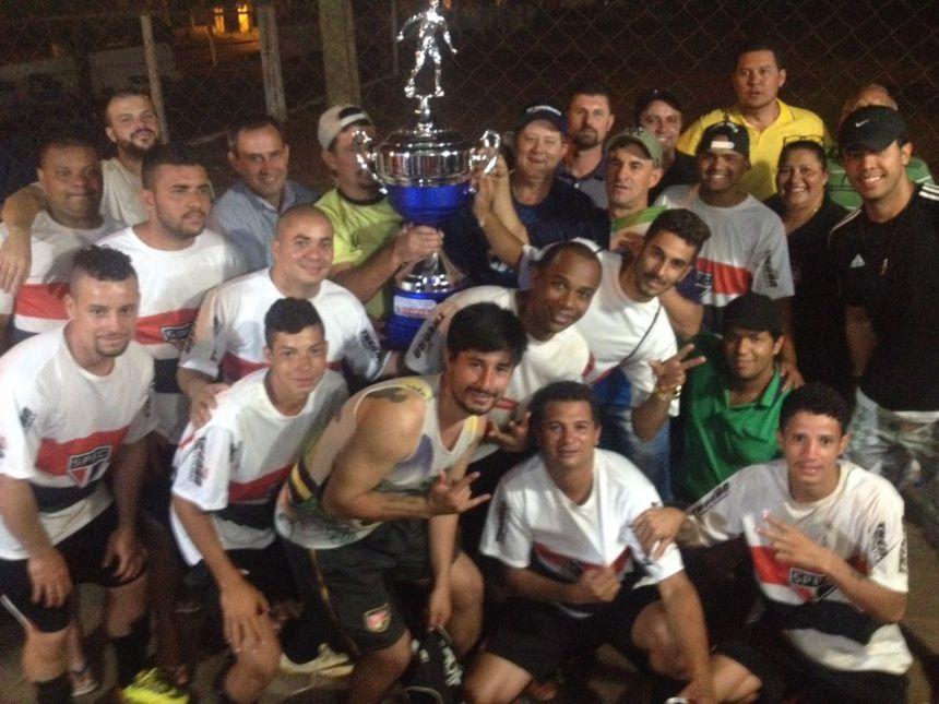 33º Torneio Regional de Futebol Suíço