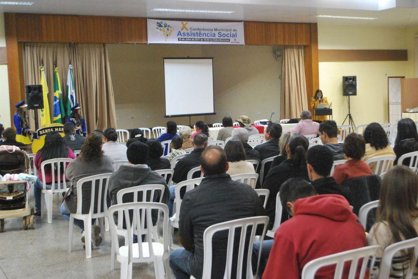 10ª Conferência Municipal de Assistência Social