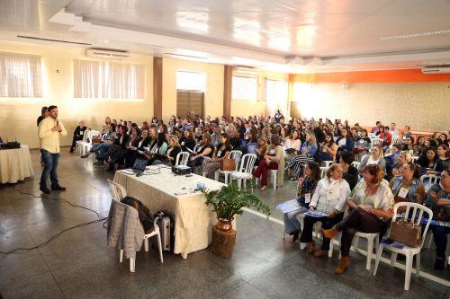 Secretarias promovem palestra sobre prevenção do abuso sexual com crianças e adolescentes