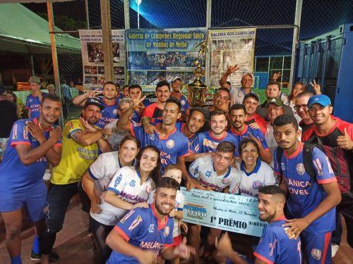 Mecânica Lucivel é o campeão do Torneio Regional de Munhoz de Mello
