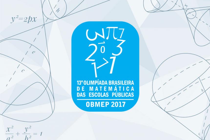 ALUNAS DESTAQUES NA 13º OLIMPÍADA DE MATEMÁTICA/2017