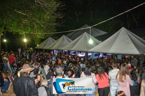 CATANDUVAS COMEMORA 59 ANOS DE EMANCIPAÇÃO POLITICA.