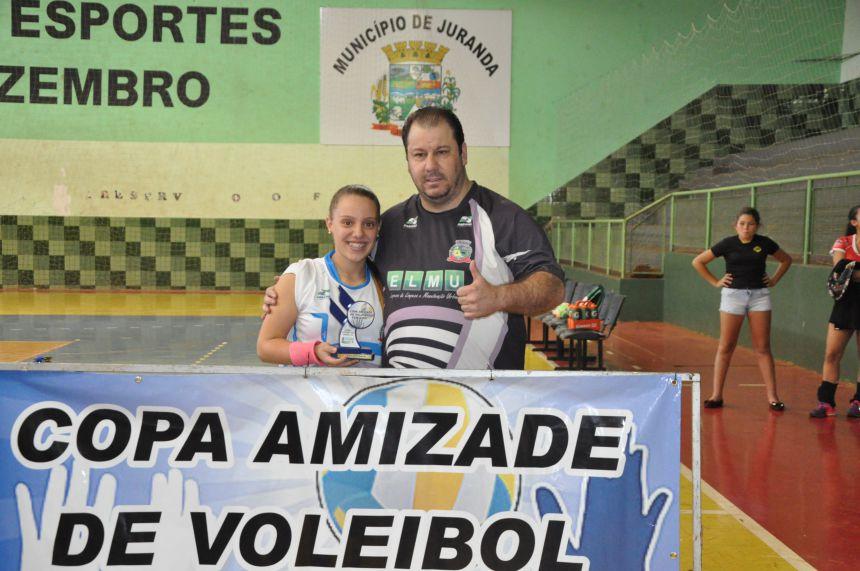 Pérola conquista segunda etapa da Copa Amizade