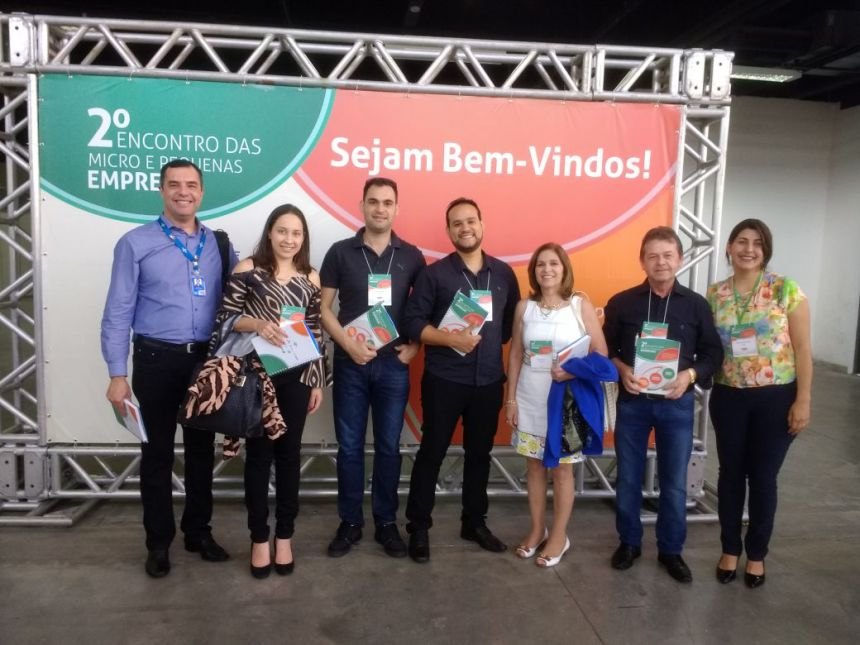 Pérola esteve presente no 2º Encontro das Micro e Pequenas Empresas no Paraná