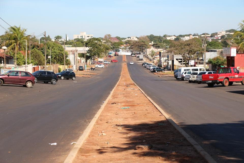 Revitalização e Readequação de Vias e Calçadas Urbanas