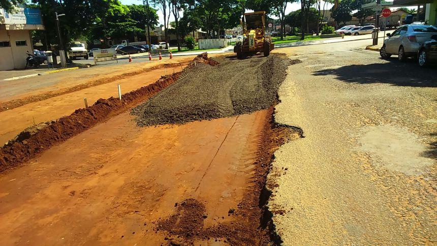 Revitalização da Avenida