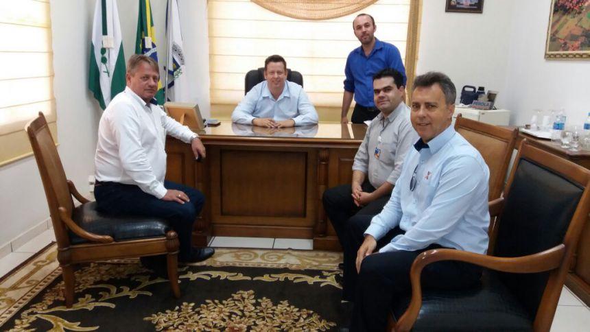 Reunião com Executivos da Caixa Econômica Federal