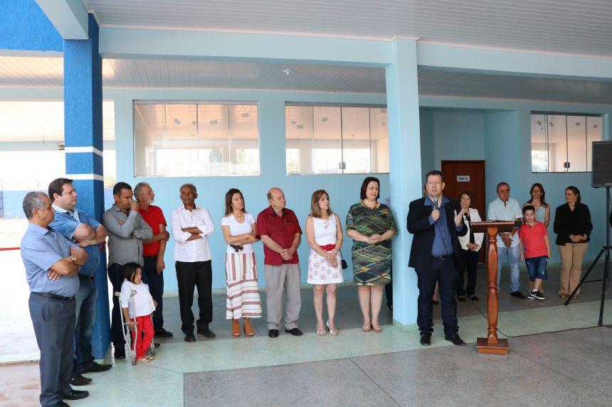 Inaugurada a Escola Betânia em Pérola